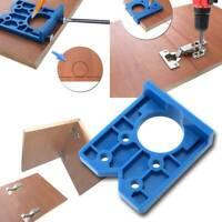 35mm Hinge Jig Hole Saw For Furniture Door Cabinet Hinge Hole Carpentry Locator_