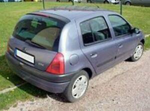 2 x NEW Gas Struts suit Renault Clio II Hatchback Hatch boot 1998 to 2005