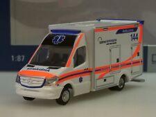 Rietze Wietmarscher Ambulanz RTW Ambulance LUZERN / CH - 76104 - 1:87