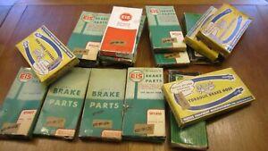 17 NOS Ford, Chevy, Chrysler, AMC,MOPAR EIS Brake Rubber Hydraulic Lines Lot # 7