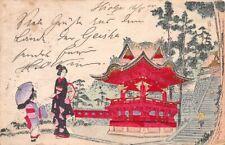 681730) colorierte muy cosa Japón/Asia corriendo 1900