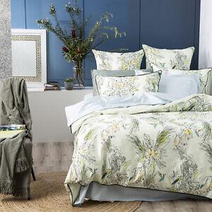 Renee Taylor 300 TC Cotton Printed Quilt Cover Set Botanica