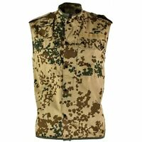 Original GERMAN ARMY VEST desert tropical camo tactical combat BW Army issue