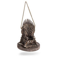 GAME OF THRONES CHRISTMAN DECORATION HOLIDAY IRON THRONE SWORD FIGURE STATUE #2
