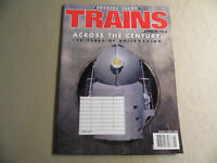 Trains Magazine / January 2000 / Free Domestic Shipping