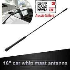 "16""  WHIP Fuba Racing Amplifier Aerial Car AM/FM Radio Antenna For Mitsubishi"