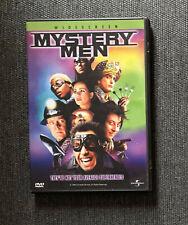 Mystery Men (Dvd, 2000, Widescreen) Zero scratches on disc