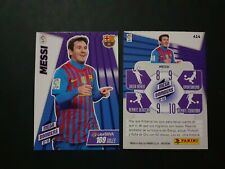 Cromo Messi Megacracks 12 13 mega bombers liga Barcelona Panini New Trading Card