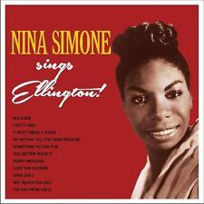 Nina Simone - Sings Ellington (180g Vinyl LP) NEW/SEALED