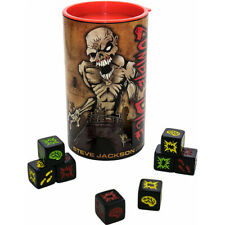 Steve Jackson Games Zombie Dice Game Quick & Easy Game for Gamers 3 to 8 Players