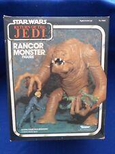 Vintage Star Wars Return of the Jedi Rancor Sealed 1983 MISB
