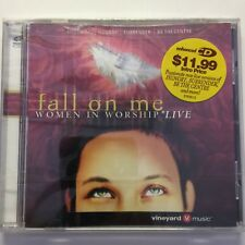 Fall On Me: Women In Worship Live - CD - Vineyard Music 2002 - NEW - Sealed