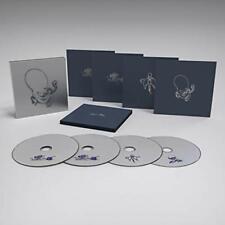 Sigur Ros 'Agaetis Byrjun - A Good Beginning' 4 CD Box Set - NEW
