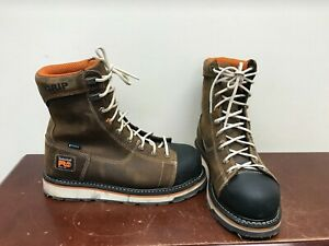 Timberland Pro Gridworks Work Boots Size 8