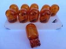 (3,88 €/Unità) 10 x Narva ® 12v 21w wy21w Socket wx3x16d Socket vetro Lampada 17629