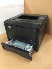 HP LaserJet Pro 400 Printer M401dne Laserdrucker erst 2.500 Seiten gedruckt