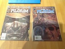Just A Pilgrim Completa 1/5 Garth Ennis Ezquerra -Black Bull