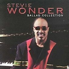 Ballad Collection by Stevie Wonder (CD, Oct-1999, Universal) IMPORT