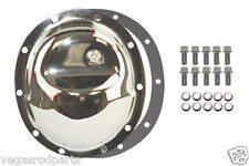 Chrome Differential Cover Dana 35 Steel jeep xj yj wrangler diff steel rear end