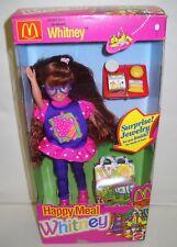 #714 NIB Mattel Happy Meal Whitney (Stacie) Barbie Doll