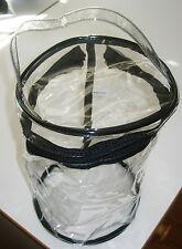 Tote bag Clear Purse Airline Travel Handbag Shopper BUY 2 GET 3!!!  New