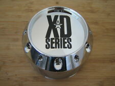 KMC XD 779 Badlands 786 Balzac 795 Hoss Chrome Wheel Chevy 6 Lug Center Cap