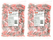 SweetGourmet E.Frutti Sour Cherry Cola Bottles- Pack of 2/2.2Lb FREE SHIPPING!