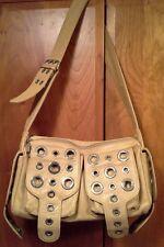Designer Italian Leather Shoulder Bag   GILDA TONELLI $290.00 retail