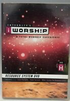 Integrity's iWorship - A Total Worship Experience Resource System (DVD H) VG