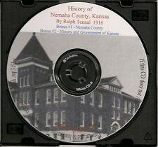 History of Nemaha County, Kansas +bonus