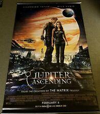 Jupiter Ascending 5Ft x 8Ft Vinyl Movie Theater Banner