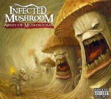 Army of Mushrooms Infected Mushroom 2012 CD Explicit Version