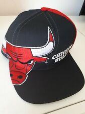 CHICAGO BULLS VINTAGE HAT SNAPBACK CAP TWINS NWT THE LAST DANCE