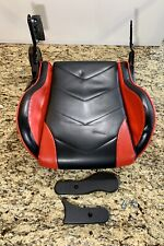 Devoko Adult Gaming Chair Replacement Seat Part Red Black Fits Other Chairs Too