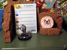 Mageknight / HeroClix - Altem Sentinel #005 - Both Bases