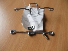 Bike Cycle Bicycle Vintage Retro Spencer Lamp Bracket For Wire Baskets