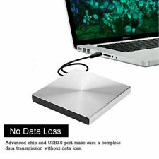 External USB 3.0 DVD CD ROM Optical Driver Reader Player for Laptop Computer PC
