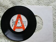 JAMES WILLIAM GUERCIO Tell Me 1974 UK 'A' label advance promotional vinyl 7inch
