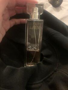 calvin klein eternity moment perfume 50ml Part Used