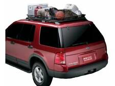 LUND CARGO BASKET ROOF RACK, ROOFTOP CARGO RACK, 39X44, BLACK, 601011-NEW!