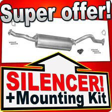 Middle Silencer MITSUBISHI PAJERO 2.8 TDI LWB 1994-2000 Exhaust Box NNA