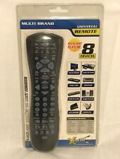 Xtreme Home Entertainment Products Universal Remote, TV, DVD, VCR, Satellite