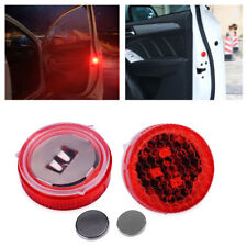 Door Wireless Anti-Collid Opened Step Warning LED Flash Light Kit for Truck Car