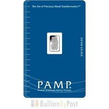 PAMP 2.5 Gram Palladium Bar - UK Seller - Fineness 999.5