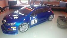 Tamiya 1/10 rc Car VW Scirocco v6 Turbo TT01 TT-01 Auto 4x4 / 4WD 1 10