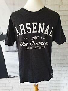 ARSENAL Football Club Official Merchandise Kids Young Adult T-Shirt Small (EB129