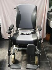 Otto Bock A200 wheelchair, contour seat, elevating footrest, user/carer control