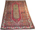 Early 20th Century Antique Malayer Rug