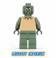 LEGO Minifigure - Squidward - Spongebob Squarepants bob003 FREE POST