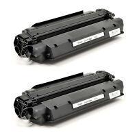 2PK Generic X25 X-25 Toner Cartridge 8489A001AA For Canon MF3110 MF3240 MF5770